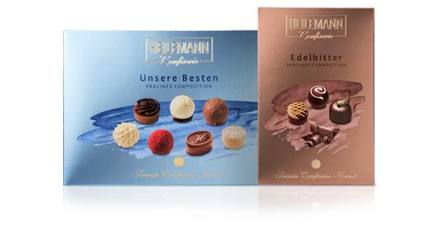 Pralinen-Mix von Heilemann