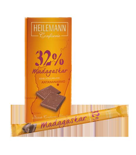 Ursprungs-Schokolade Madagaskar