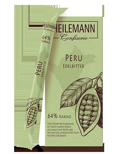 Peru Edelbitter 64%