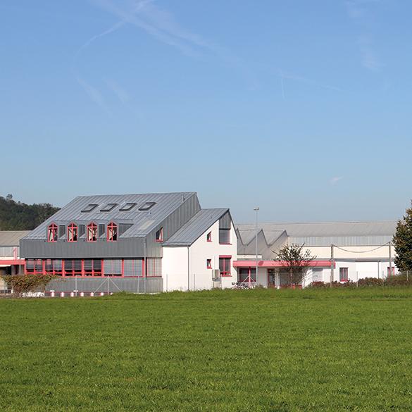 Confiserie Heilemann Firmenstandort