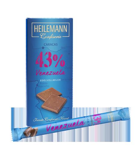 Ursprungs-Schokolade Venezuela