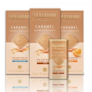Caramel Blond Chocolate von Heilemann